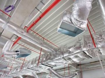 天井改修工事