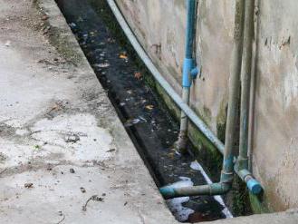 排水升工事