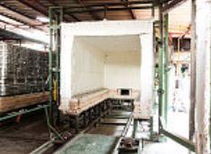 乾燥炉の調整・保全