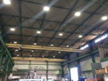 水銀灯からLEDへの取替工事はお済でしょうか?